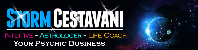 Storm Cestavani — Your Psychic Business
